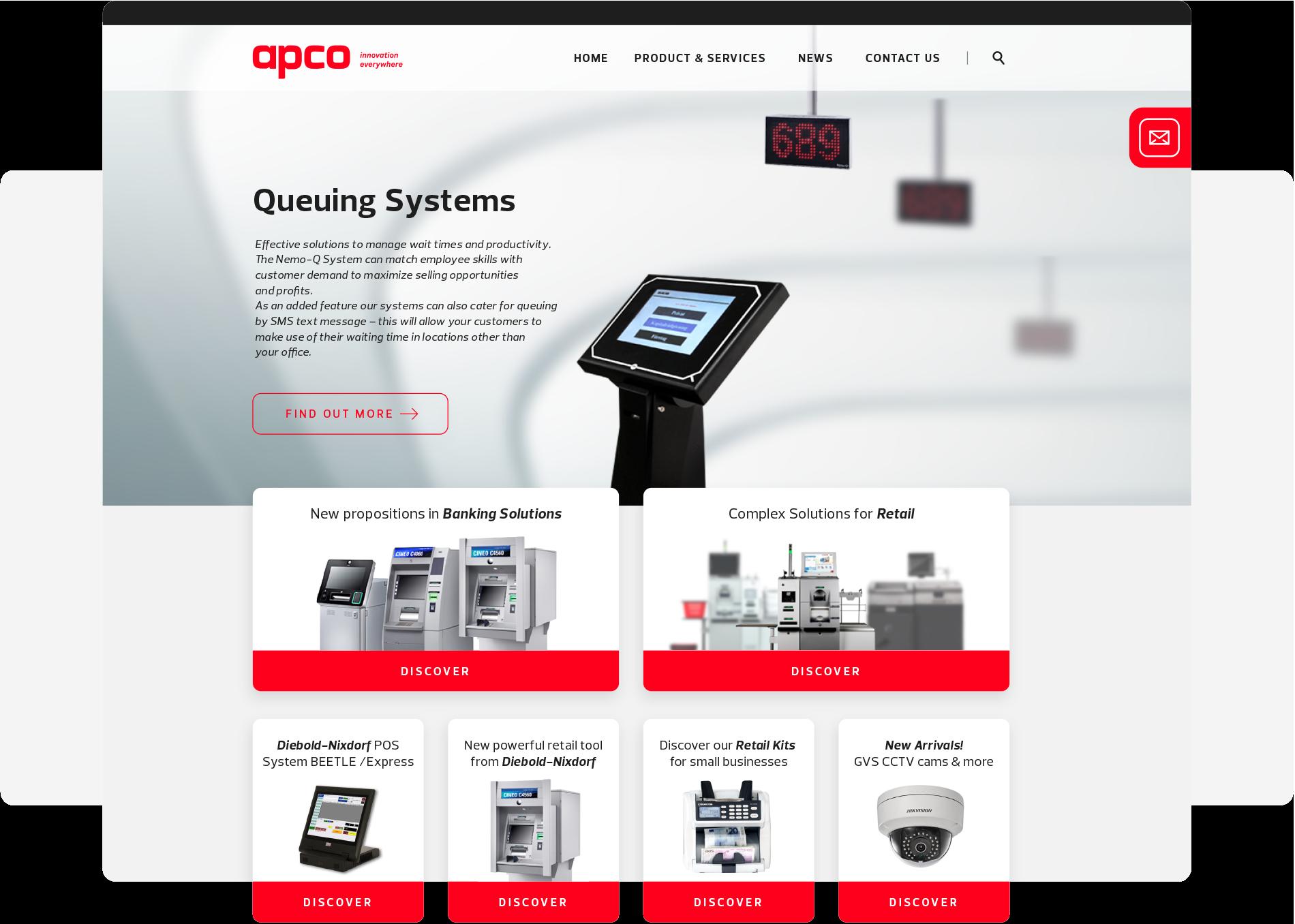 Apco Tech - Homepage