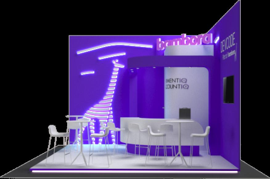 Bambora Stand