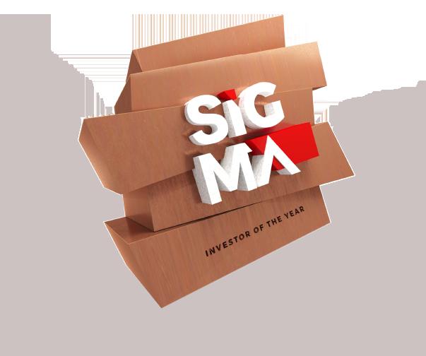 sigma-copper-trophy