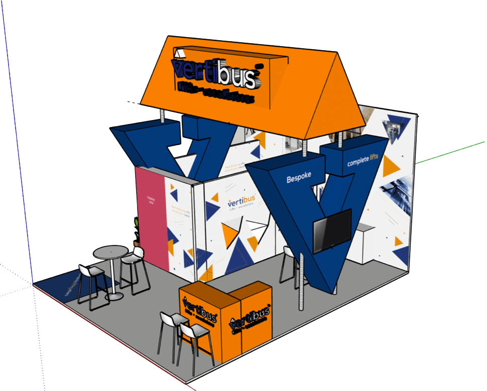 Vertibus Stand Blueprint