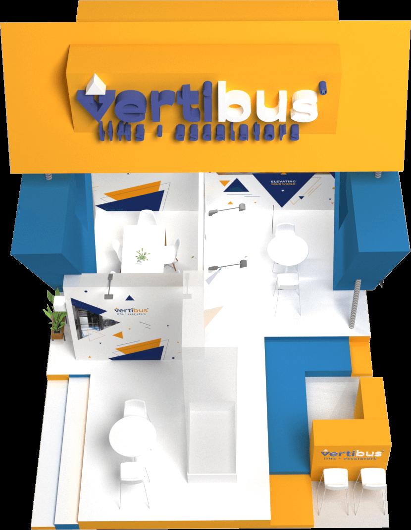 Vertibus Stand Structure